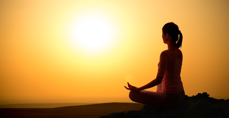 Meditation - Stille durch Geistige Aufrichtung in Bonn