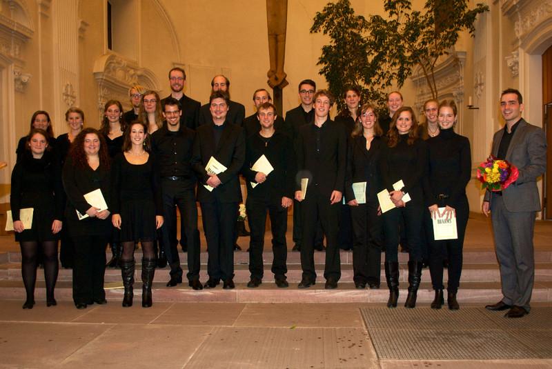 Vokalensemble Freiburg Kirsten Galm