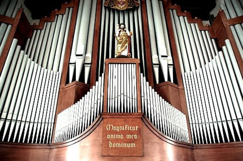 Kirsten Galm Orgel St Urban Freiburg