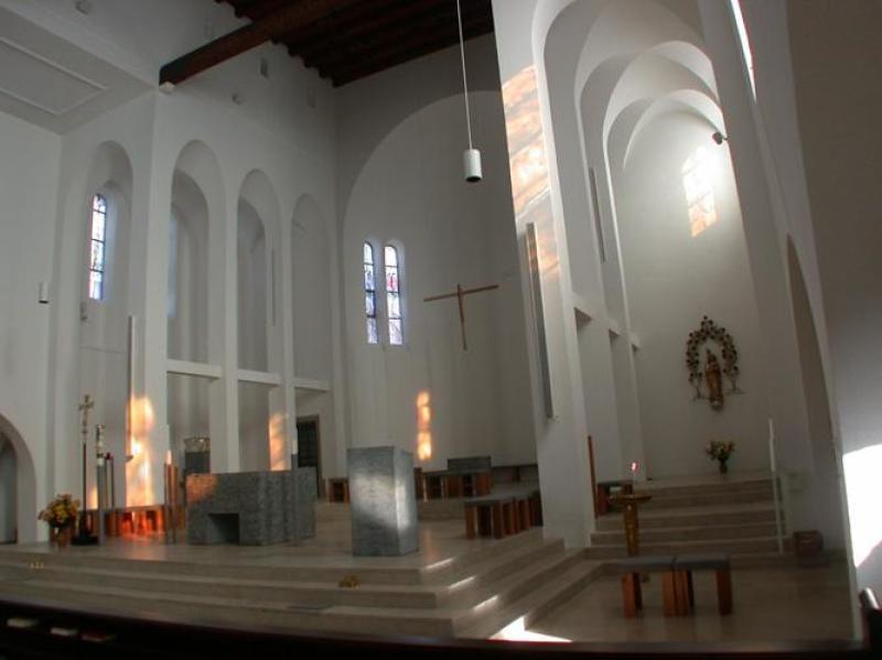 Chorraumkonzert St. Urban Freiburg