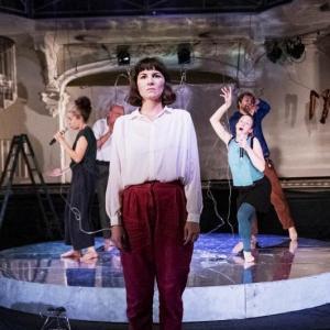 (c) MINZ & KUNST Photography für das Theater im Marienbad: Lisa Bräuniger, Daniela Mohr, Nadine Werner, Benedikt Thönes & Christoph Müller