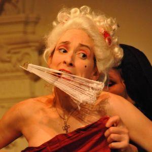 (c) Theater im Marienbad: Nadine Werner & Renate Obermaier