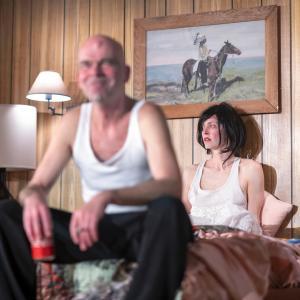 Theater im Marienbad: Gun Love // Christoph Müller, Lucy Wirth // (c) MINZ&KUNST Photography