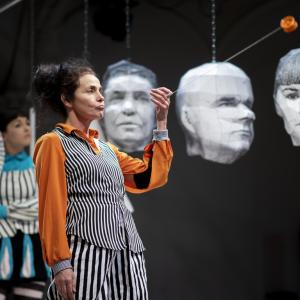 (c) Theater im Marienbad: Michael Kohlhaas // L. Bräuniger & D. Mohr // Foto: MINZ&KUNST Photography