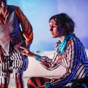 (c) Theater im Marienbad: Michael Kohlhaas // D. Mohr & L. Bräuniger // Foto: MINZ&KUNST Photography