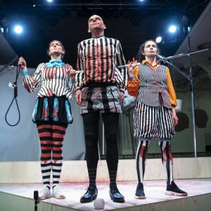 (c) Theater im Marienbad: Michael Kohlhaas // L. Bräuniger, C. Müller & D. Mohr // Foto: MINZ&KUNST Photography