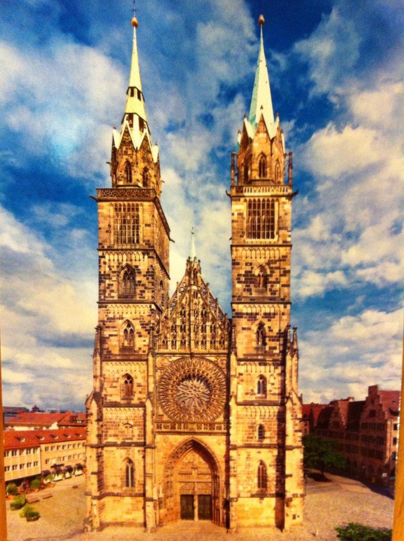 St. Lorenz auf dem Rost