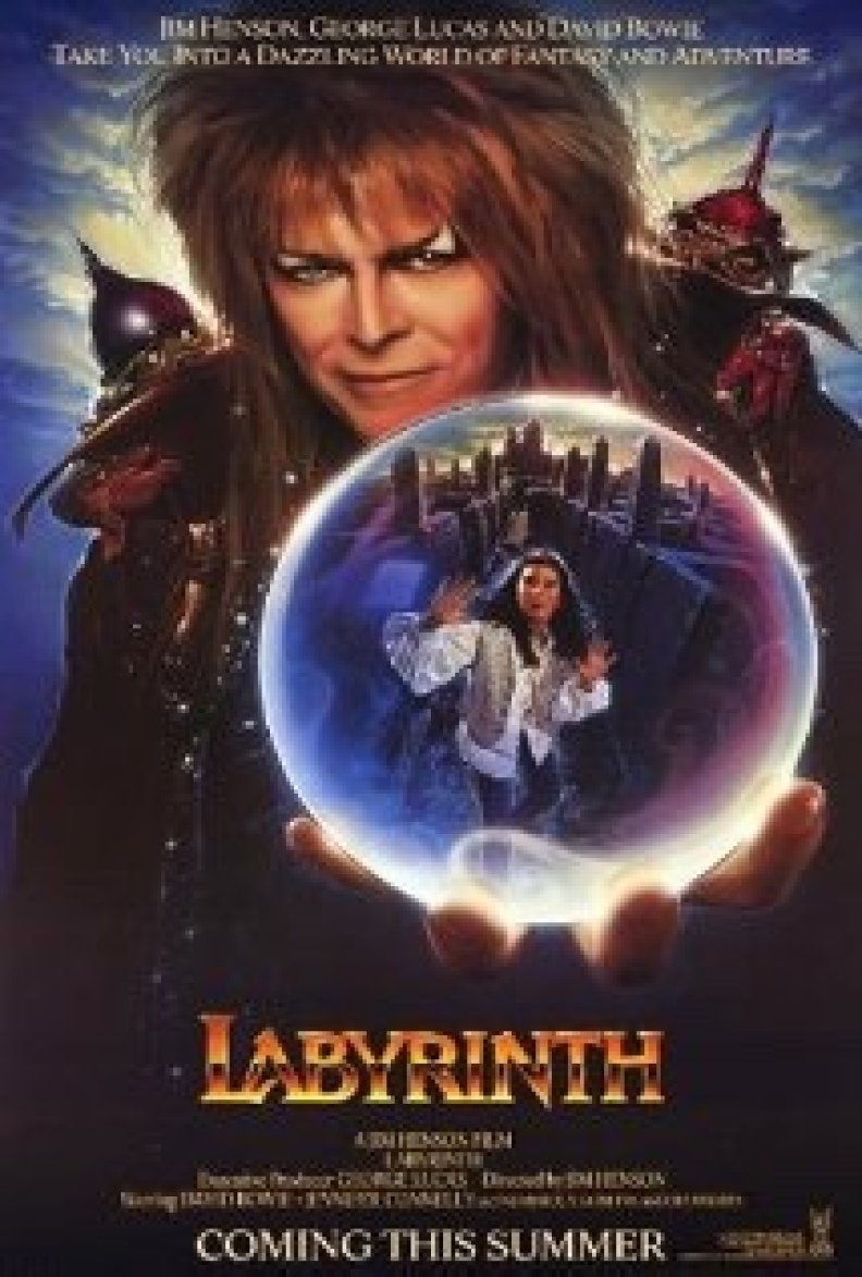 Die Reise ins Labyrinth (1986)