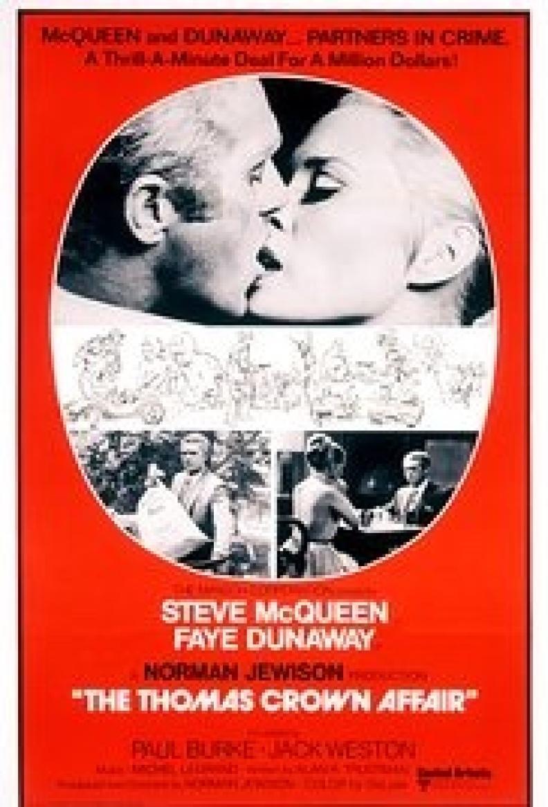 Thomas Crown ist nicht zu fassen (1968)
