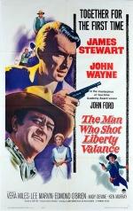Der Mann, der Liberty Valance erschoss (1962)