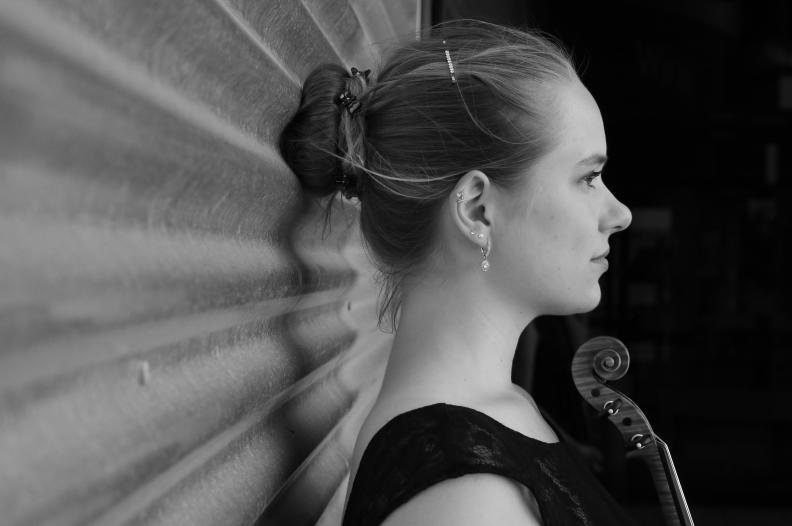 Anne-Kristin Grimm, Geigerin