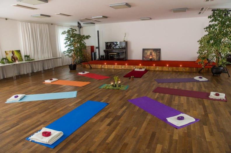 yoga spranger