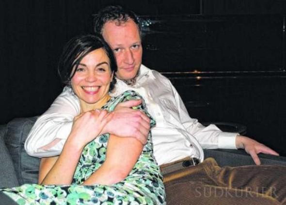 Rosa mit David Köhne / Kleine Eheverbrechen / Bild: Sigrun Arff-Schenk