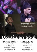 Konzerte Ukrainian Soul