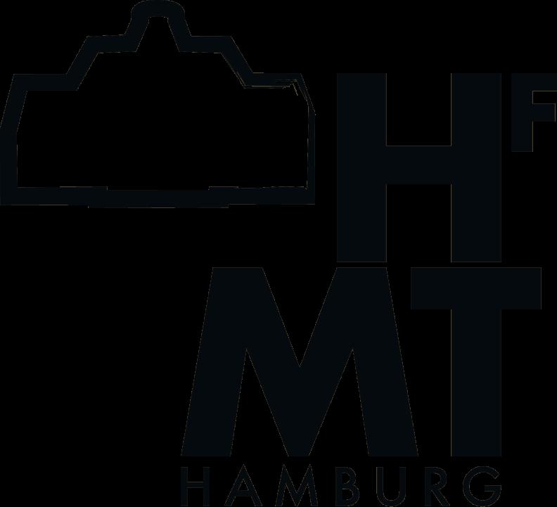 Logo HfMT Hamburg