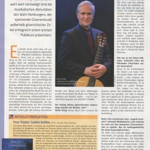 Interview AKUSTIK Gitarre I