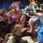 Musica Franconia, The Fairies - ein Sommernachtstraum (J. Smith), Puck (Fotos R. Bittermann)
