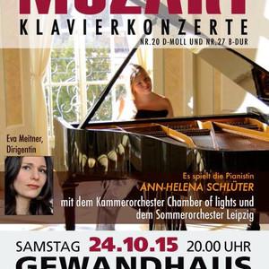 Mozart Klavierkonzerte
