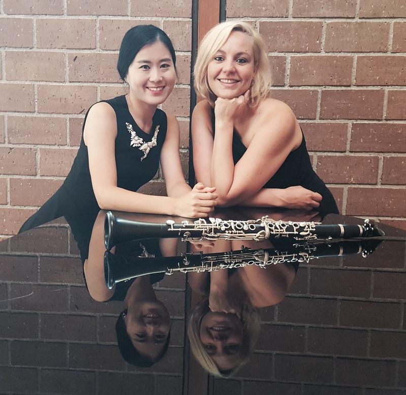 Duo Klarinette und Klavier