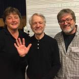 Anja Hepp-Dierig, Géza Szilvay und Gerhard Dierig