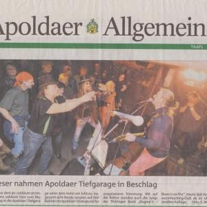 2015...Thüringer Allgemeine