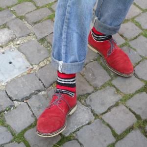 Micha & soweit die roten Füße tragen...