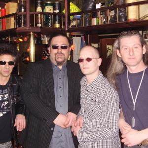 2008...Saul, Robert, Silvio & Micha