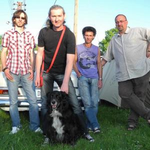 2011...Marco Thiermann, Micha, Shiva, Saul & Robert
