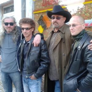 2013...Micha, Saul, Robert & Silvio
