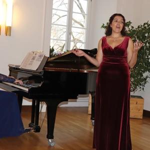 Konzert am 25.11.2018 mit Liliana Roth