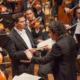 With Maestro Gustavo Dudamel