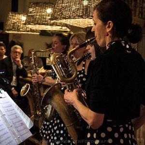 Jazz-Menü im Bootshaus. Foto: Kirsten Köhler