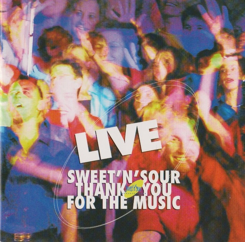 Sweet'n'Sour Gospelchor - Thank you for the Music, Live