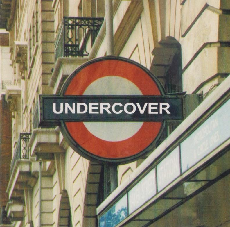 CD UNDERCOVER