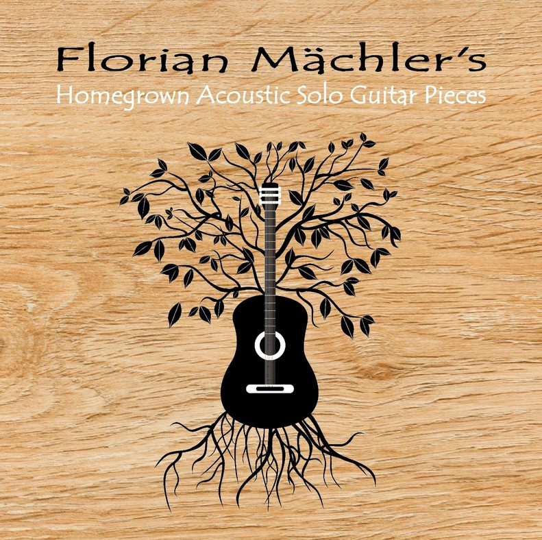 Florian Mächler's Homegrown Acoustic Solo Guitar Pieces