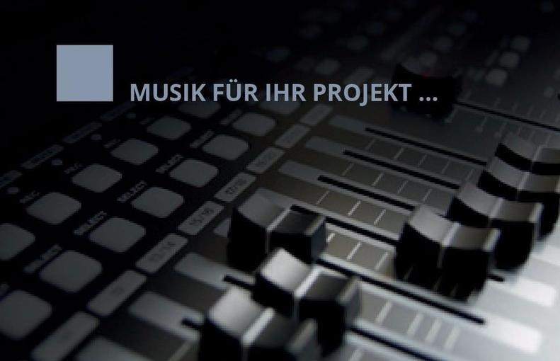 Musik für Ihr Projekt