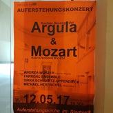 'Gesang der Argula' in Fürth
