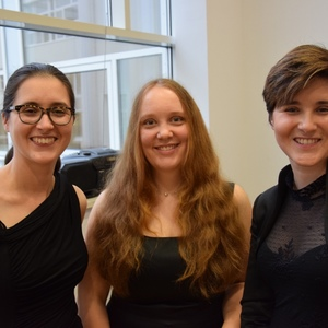 Stefanie Hofmann, Marie-Luise Klein, Franziska Hofmann