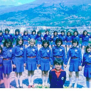 "Ansambl ""Mostarske kiše"" 1975."