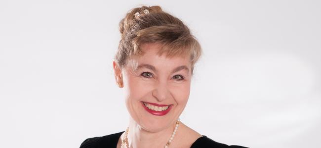 Sängerin Manuela Dill