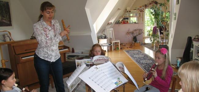 Flötenunterricht Neufahrn