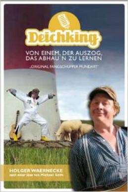 Deichking-Roman mit CD