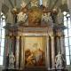 Altar im katholischen Teil des Doms