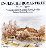 CD-Cover Englisch Romantic Partsongs