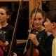 Orchesterpause (Foto: Nele Tröger)