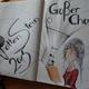 Gästebuch-Eintrag des Großen Chores (Foto: Nele Tröger)