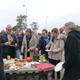 Picknick an der Raststätte in Polen (Bild: Horst Zeitler)
