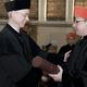 Verleihung der Doktorwürde druch Prof. Bernhard Mendlik