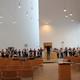 Probe in der St. Canisius-Kirche