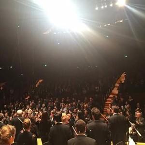 NDR Symphonieorchester Tournee März 2016